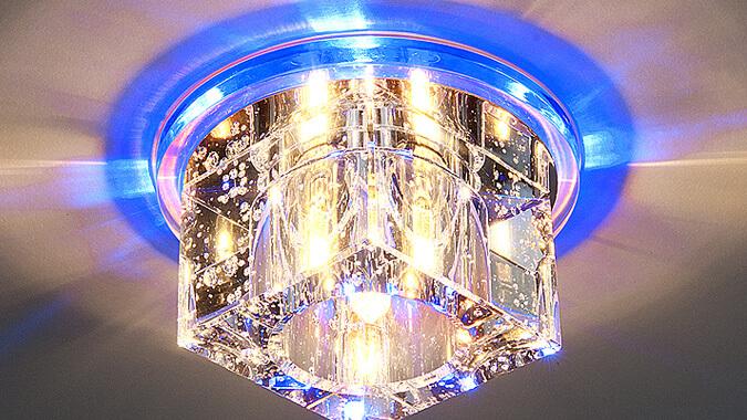 Светильники с наружных крепленем