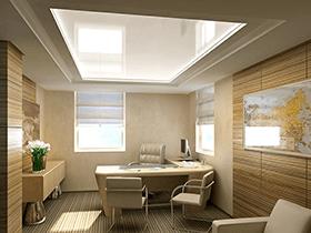Светопрозрачный потолок кабинет