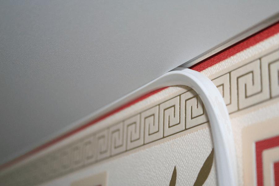 Маскировочное лента и натяжной потолок