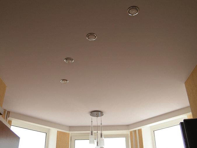 Тканевый потолок Descor
