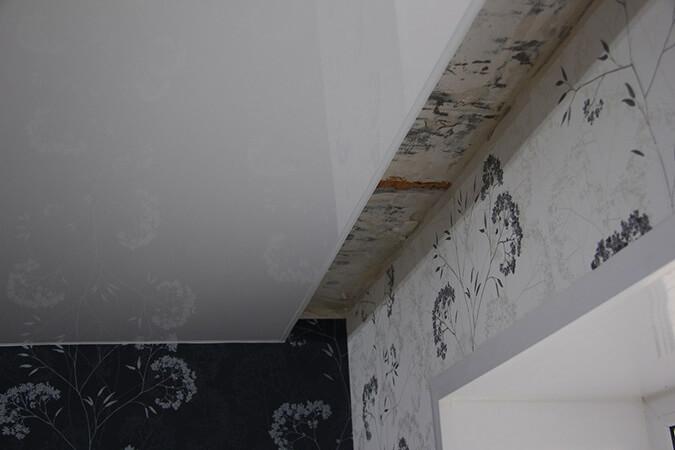 Потолочная ниша для натяжного потолка