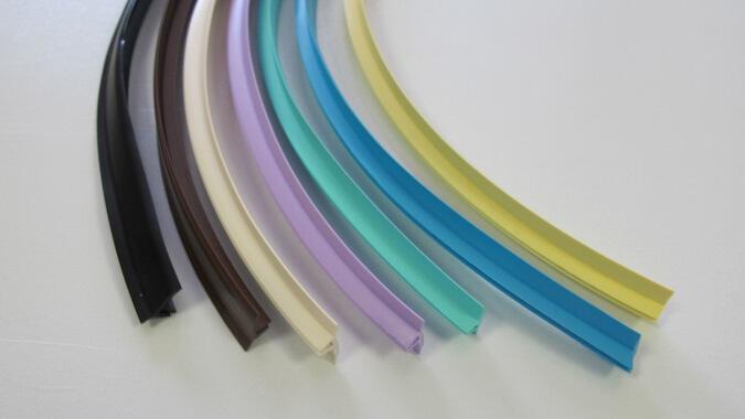 Различные расцветки декоративной ленты